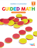 Guided Math First Grade Unit 2: Addition and Subtraction