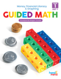 Guided Math First Grade Unit 7: Coins and Graphing