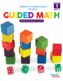 Guided Math First Grade Unit 8: Mixed Review