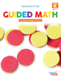 Guided Math Kindergarten Unit 2: Numbers 11 to 20