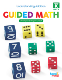 Guided Math Kindergarten Understanding Addition