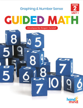 Guided Math Lessons: Second Grade Number Sense Unit 1