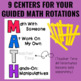 Guided Math: Linear Measurement Centers (Including Perimet