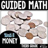Guided Math MONEY - Grade 3