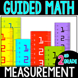 Guided Math Measurement - Grade 2