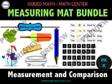 Guided Math - Measuring Mat Bundle