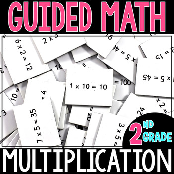 Guided Math Multiplication - Grade 2