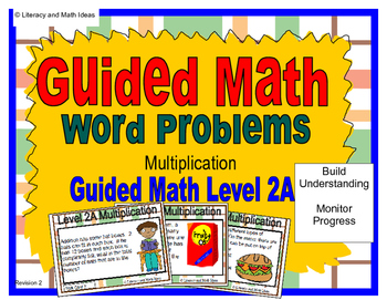Guided Math (Multiplication) Level 2A
