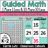 Guided Math Numeracy Lesson Plans