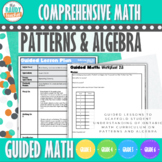 Guided Math: Patterns, Data Management and Algebra