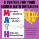 Guided Math Centers: Place Value to 1000