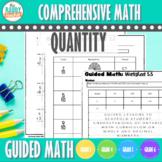 Guided Math | QUANTITY | GRADE 3-6 | NEW Ontario Math Curr