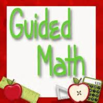 Guided Math Reflections