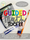 Guided Math - Resources for Planning, Organizing, & Launching Stations