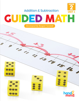 Guided Math Second Grade Unit 3 Addition and Subtraction S