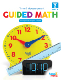 Guided Math Second Grade Unit 5 Time and Measurement
