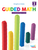 Guided Math Second Grade Unit 8 Graphs and Data