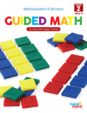 Guided Math Second Grade Unit 9: Multiplication and Division