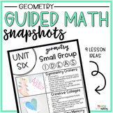 Guided Math Snapshots Geometry