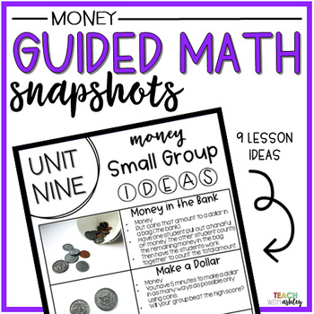 Guided Math Snapshots Money