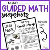 Guided Math Snapshots Money