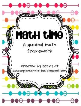 Guided Math Starter Kit