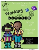 Guided Math Station Addition and Subtraction Working with