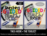 Guided Math & Stations - e-Book & Organizational Resources