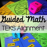 Guided Math TEKS Alignment