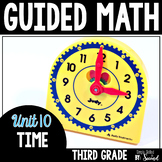 Guided Math TIME  - Grade 3