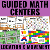 Guided Math Centers: Transformational/Movement Geometry