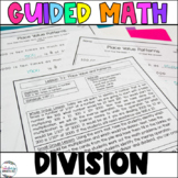 Fifth Grade *Guided Math* - Unit 2 Whole Number Division