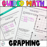 Fifth Grade *Guided Math* - Unit 9 Graphing