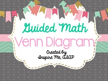 Guided Math Venn Diagram