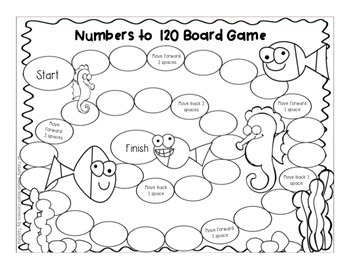 Guided Math Workshop Stations- Gr. 1 Comparing and Ordering Numbers to 120