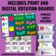 Guided Math Centers for the Year: The BUNDLE