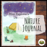 Guided Original Month Long Nature Journal