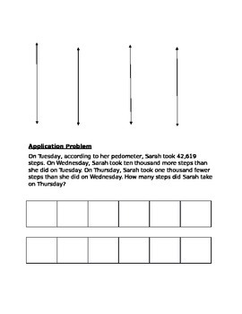 Guided Notes Engage NY Module 1 Lesson 7