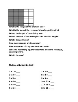 Guided Notes Engage NY Module 3 Lesson 1