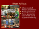 Guided Notes - Geography of Africa and Ancient Egypt - Journey Across Time