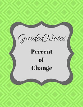 Guided Notes- Similar Figures