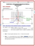 Guided Notes Bundle - The 5 Methods of Solving Quadratic Functions or Equations