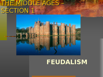 Guided Notes The Middle Ages