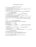 Guided Notes for Mixtures and Solutions