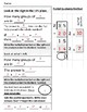 Guided Partial Quotients math sheets