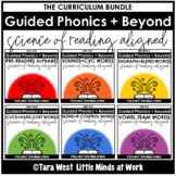 Guided Phonics + Beyond A SCIENCE OF READING BASED CURRICULUM + SOUND WALL