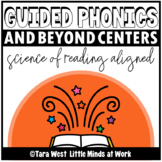 Guided Phonics + Beyond SCIENCE OF READING BASED ALIGNED C