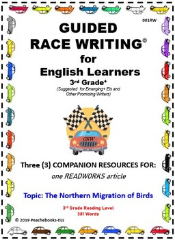 Guided RACE Writing ~ READWORKS Article - Migration: Difficult and Dangerous...