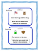Guided Reader: Sight Words  Rhyme, Read and Write - My Lit