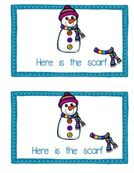 Guided Readers: Winter Theme Levels 1-6
